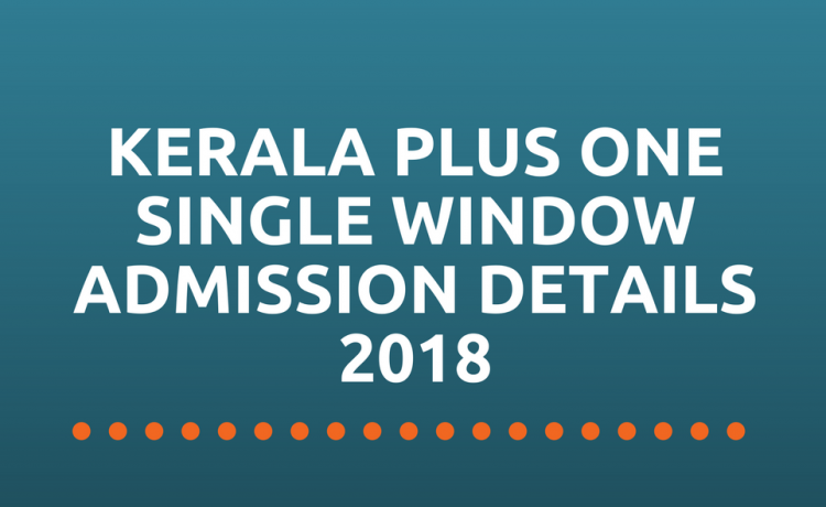 Higher Secondary single window admissios