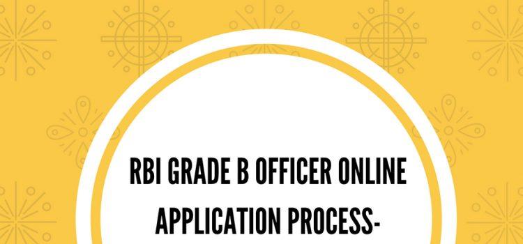 RBI Grade B Online Application FAQ's