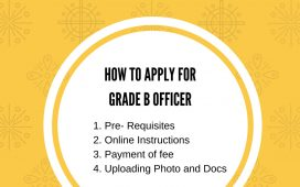 How to apply for Grade B officer