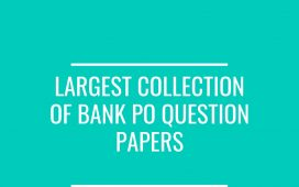 bank po previous year and model papers