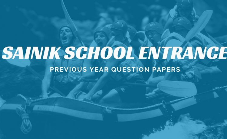 AISSEE Previous question papers