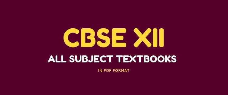 cbse plus two all subject textbooks download